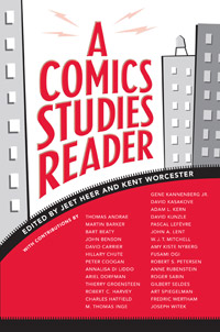comics studies reader